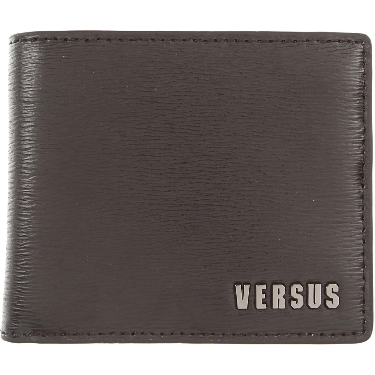 540ce2820 Versace - Black Cartera de Hombre Baratos en Rebajas for Men - Lyst. Ver en  pantalla completa