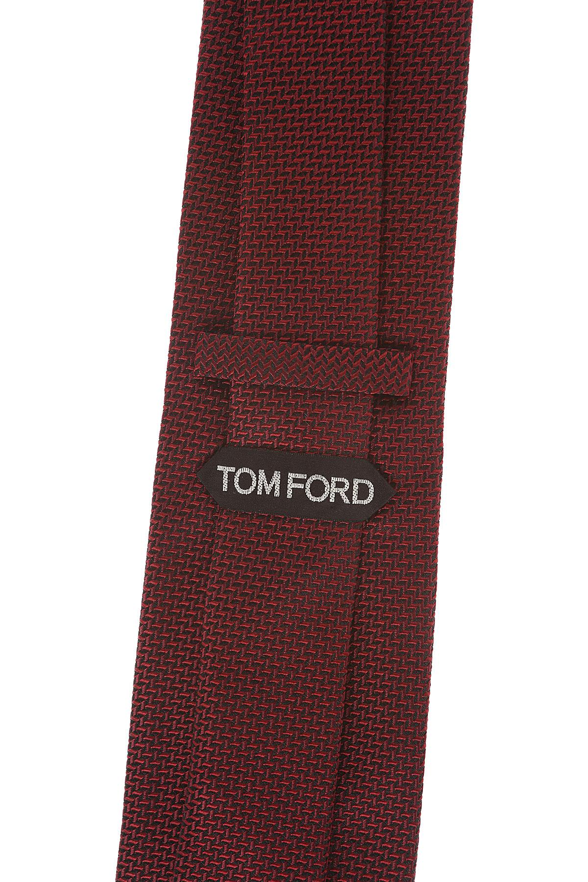 527a115b760e Tom Ford - Red Ties On Sale for Men - Lyst. View fullscreen