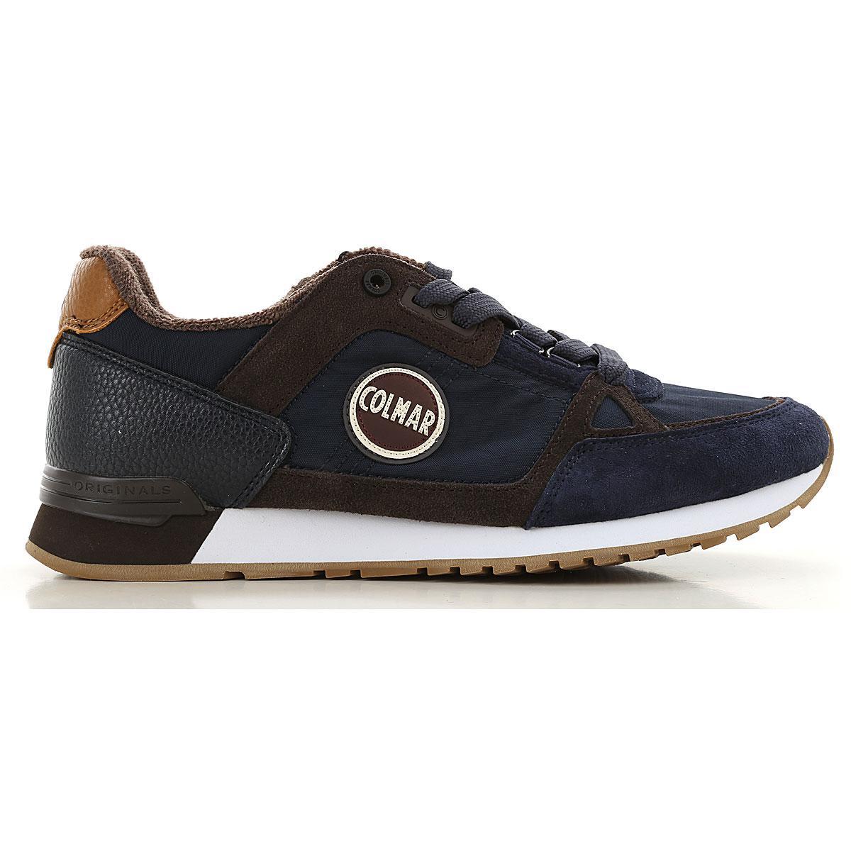 For For For Men Lyst Sneakers Blue for Men in in in in Colmar Enn01HqwU