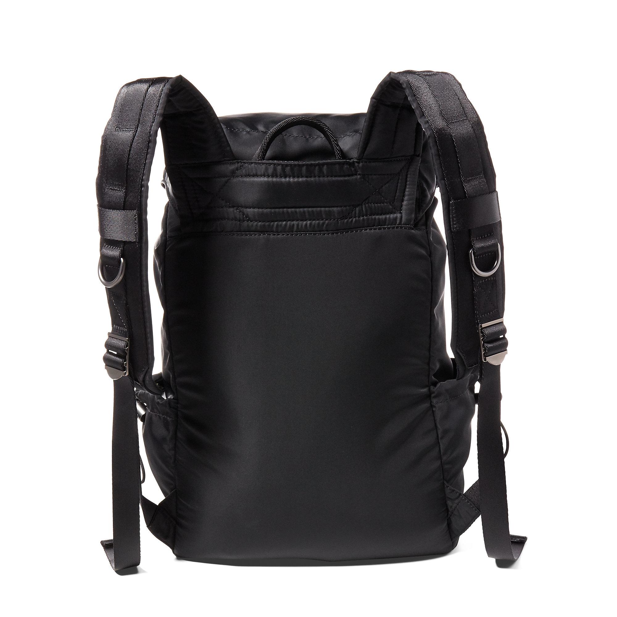 Lyst - Polo Ralph Lauren Defender Nylon Backpack in Black for Men 2e79b5a0eee35