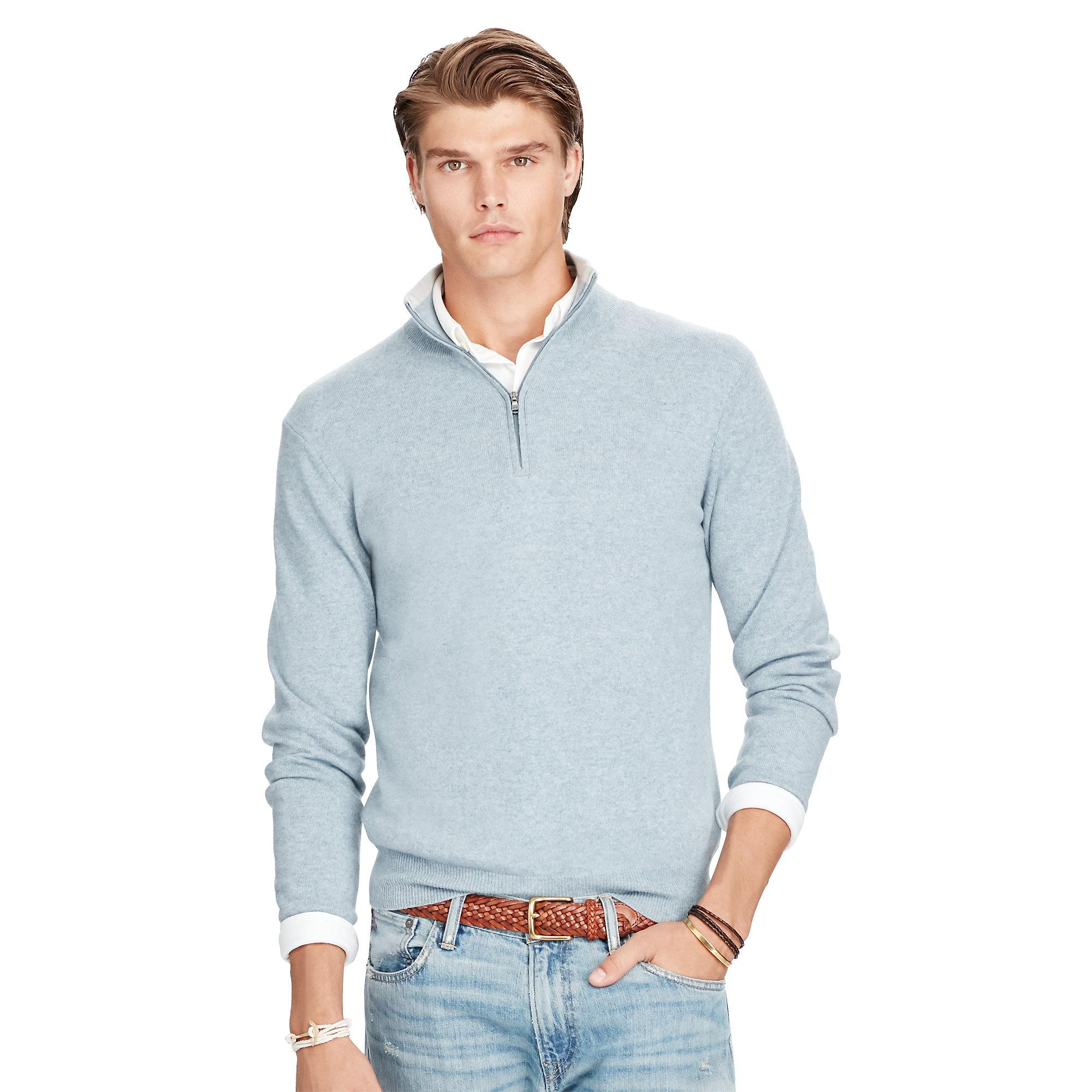 Gallery. Men's Cashmere Sweaters