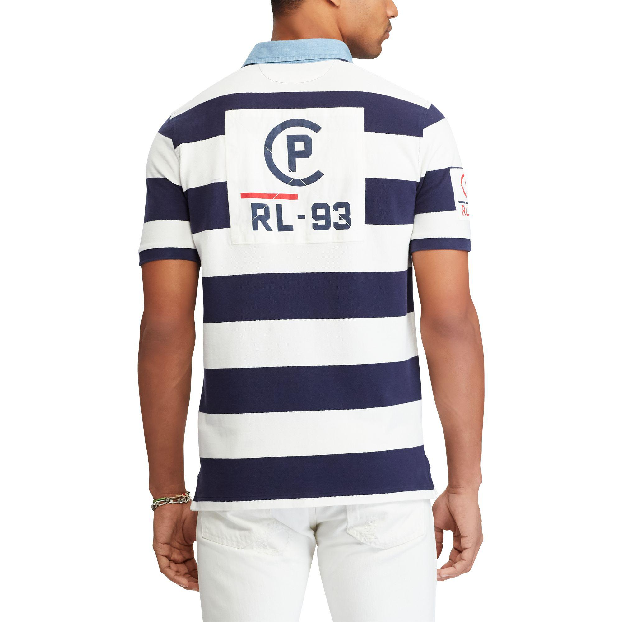 4f056ee2 Polo Ralph Lauren Cp 93 Classic Fit T Shirt