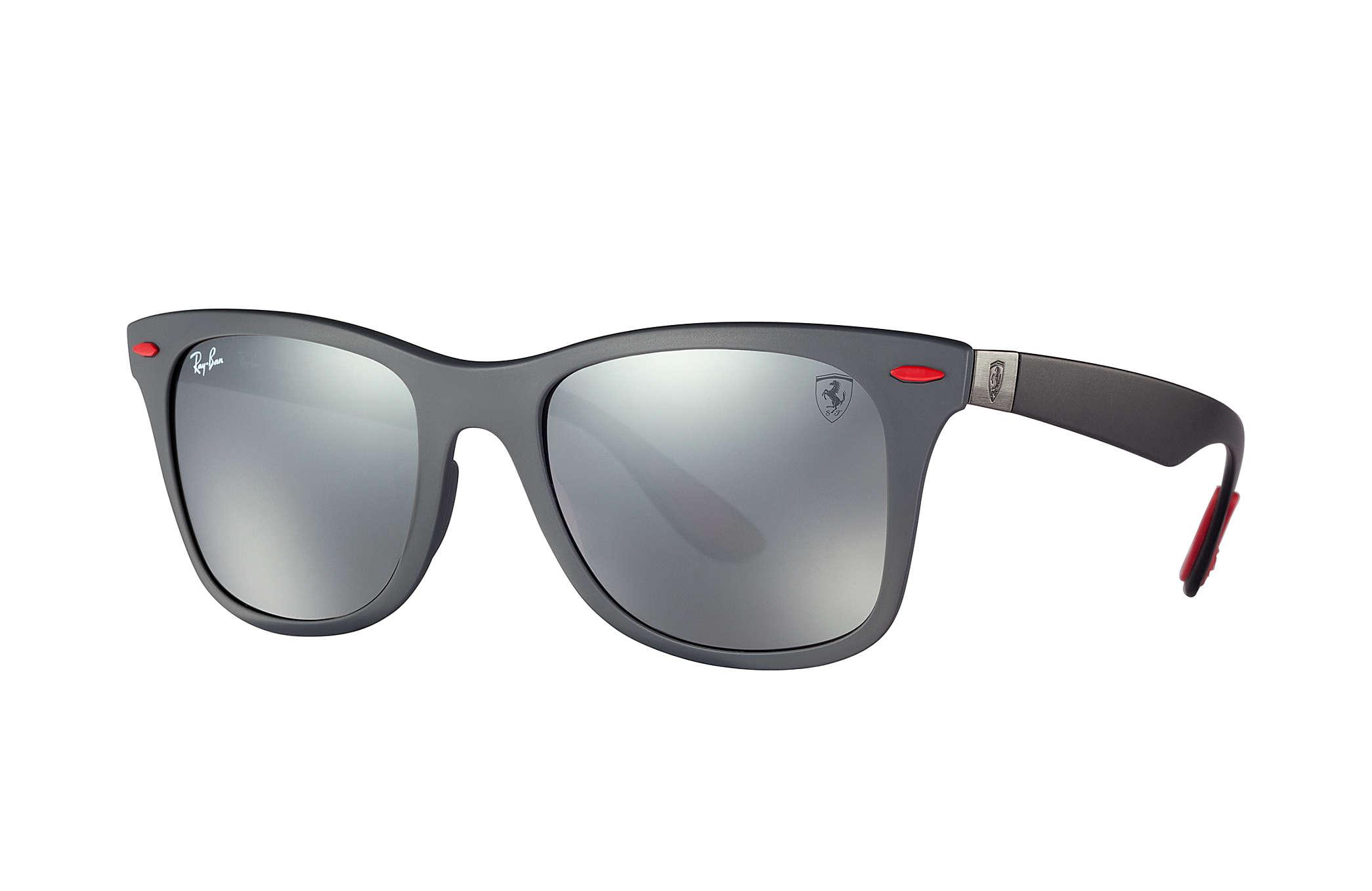 83db4ce7ab Ray-Ban Rb4195m Scuderia Ferrari Collection in Gray for Men - Lyst