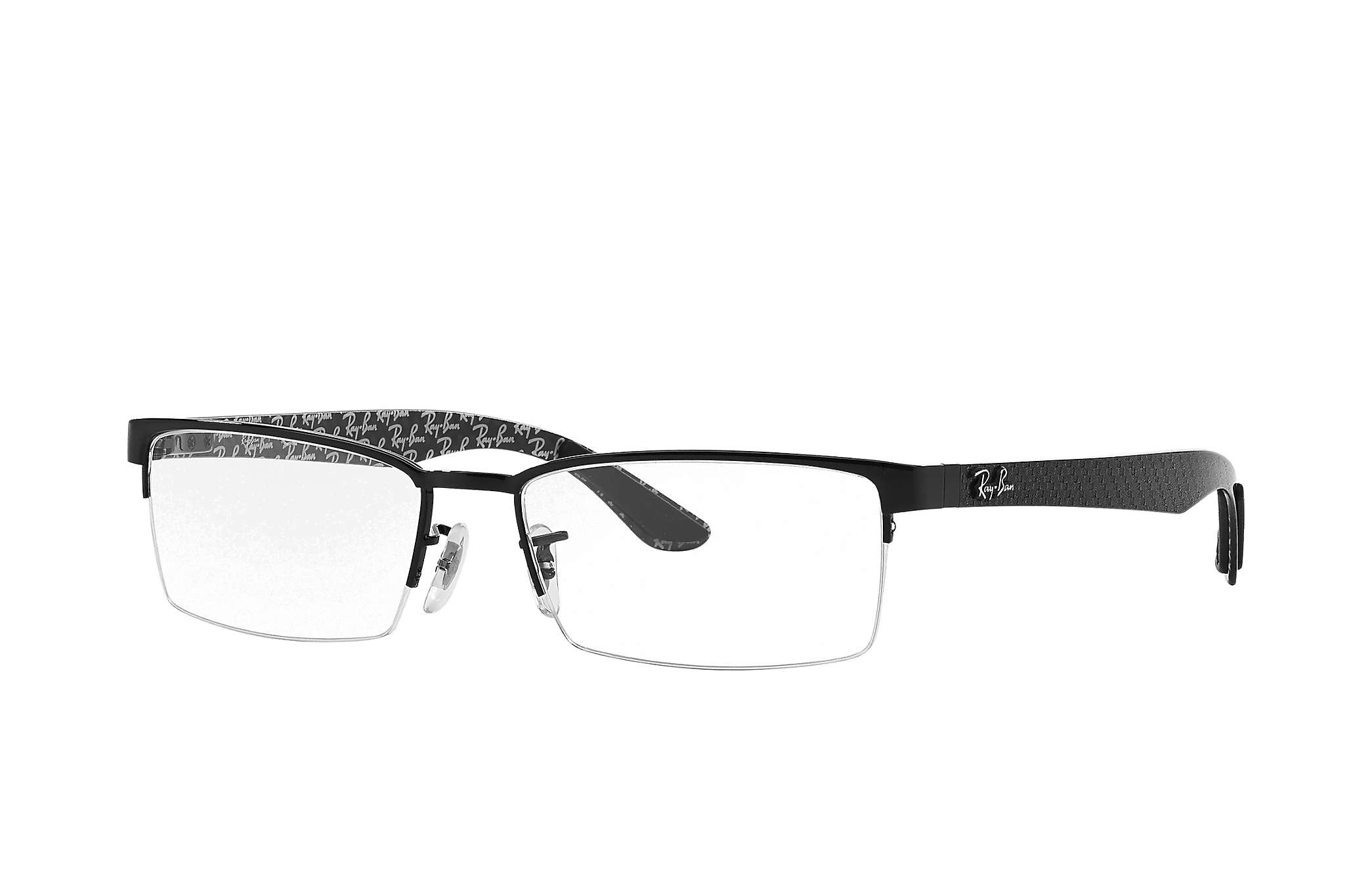 3a4f6e9a8f Lyst - Ray-Ban Rb8412 in Black for Men