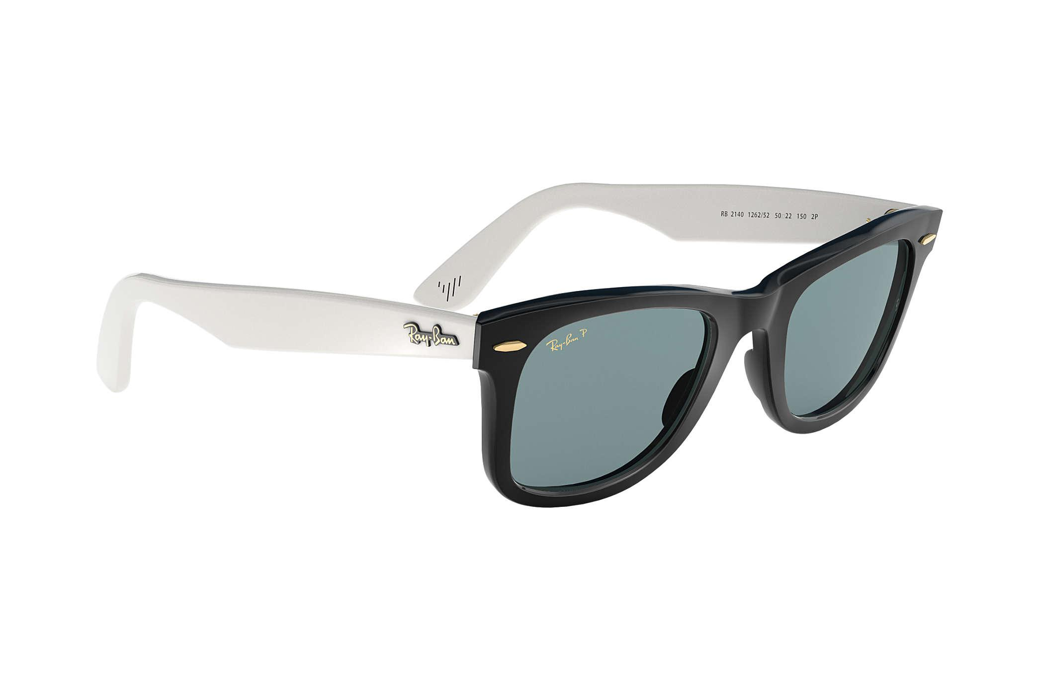91a36f067ee Ray-Ban The Martinez Brothers Wayfarer in Gray for Men - Lyst