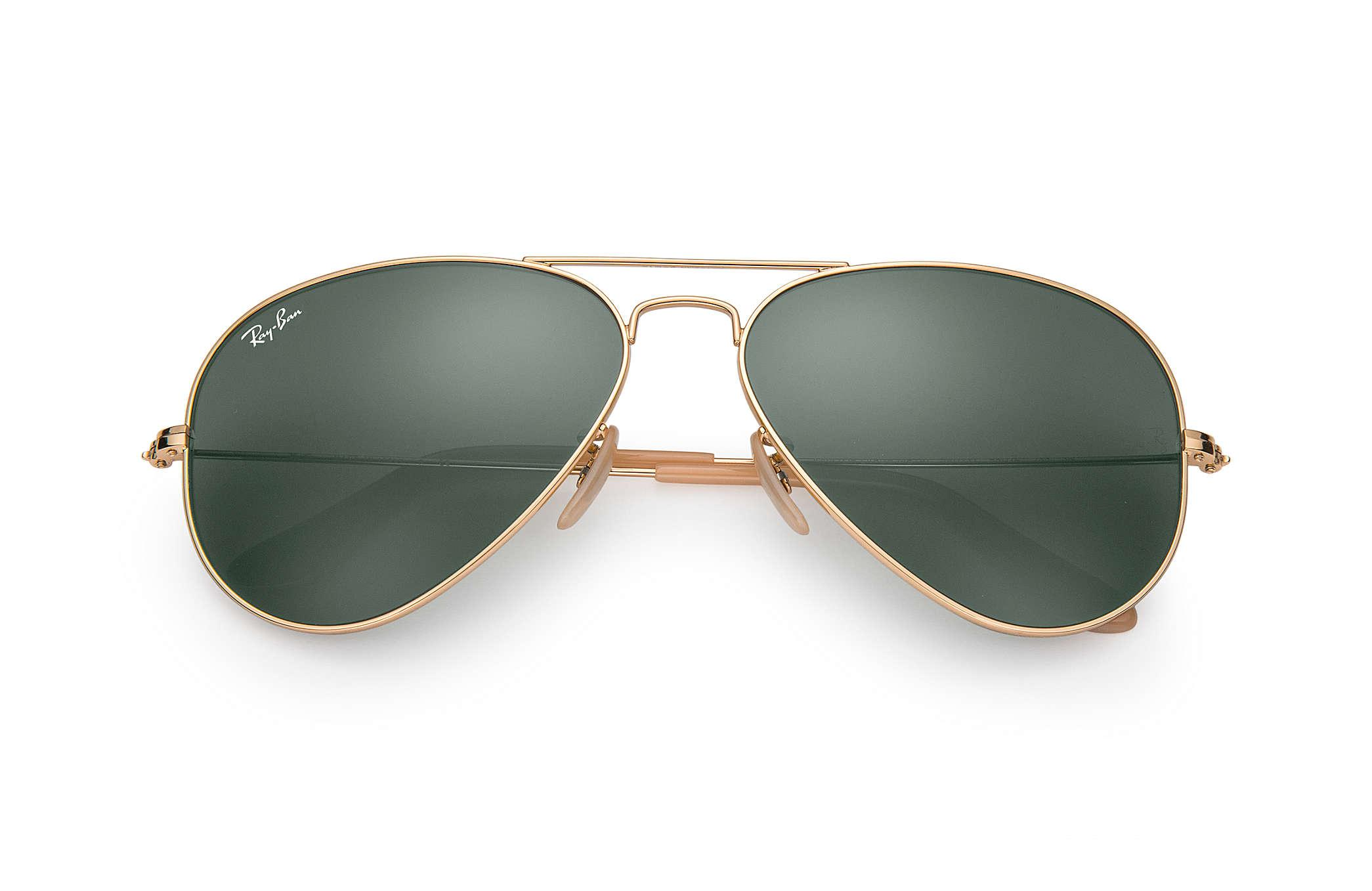 9352ba0fa5d87 Ray-Ban Aviator 1937 Gold in Metallic - Lyst