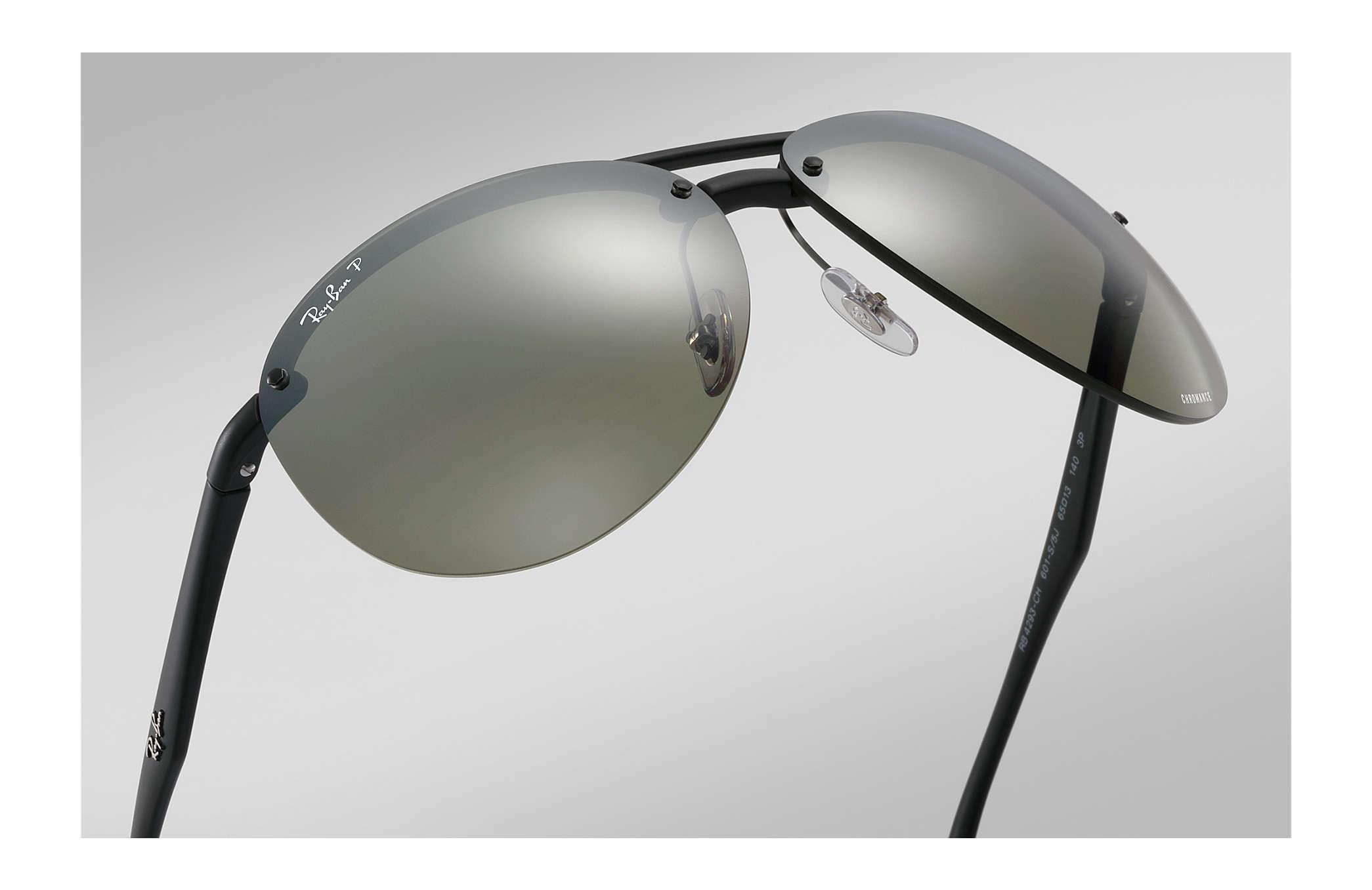 0e8bd7f5859 Gallery. Men s Ray Ban Blaze Men s Square Sunglasses ...
