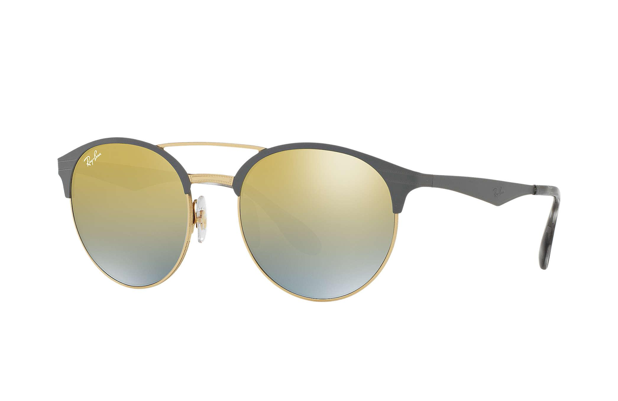 0fc904e365 Ray-Ban Rb3545 in Gray - Lyst
