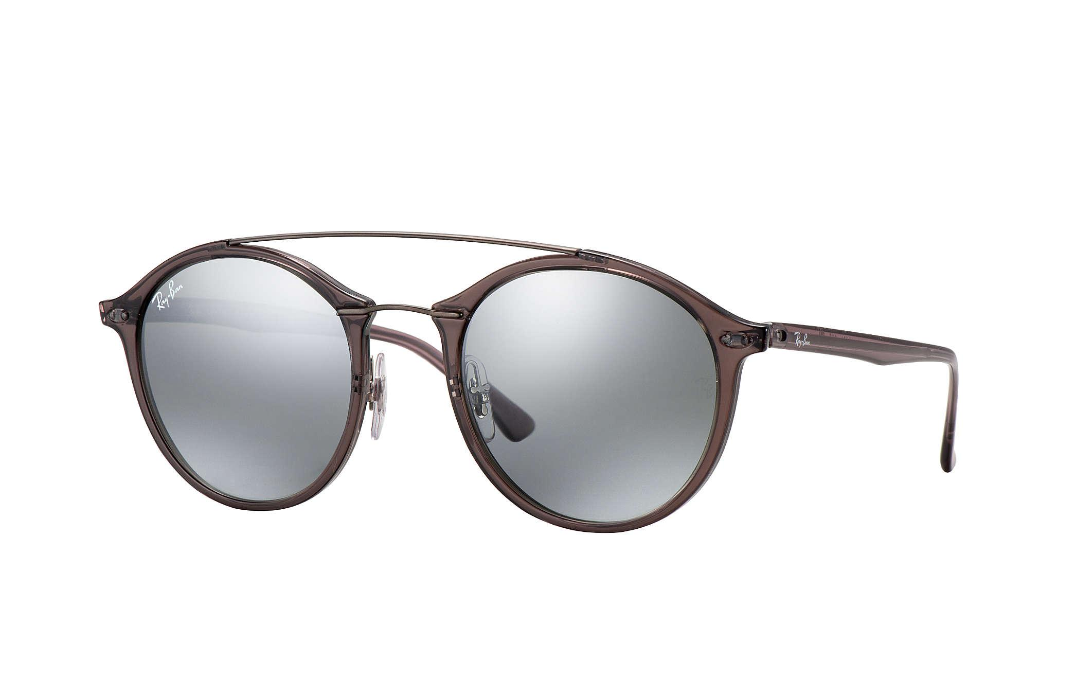 6bf4652a710 Ray-Ban Rb4266 in Gray for Men - Lyst