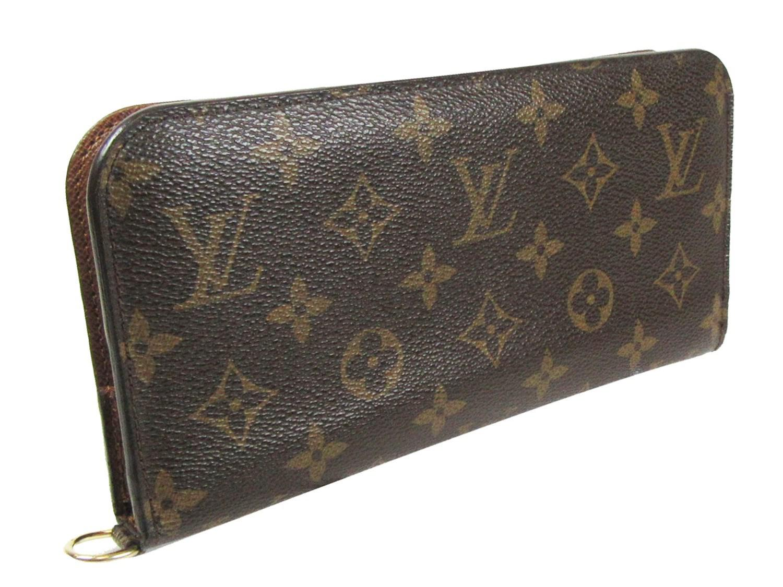 2ba388137ac5 Lyst - Louis Vuitton Monogram Portefeuille Insolite Wallet M60042 in ...