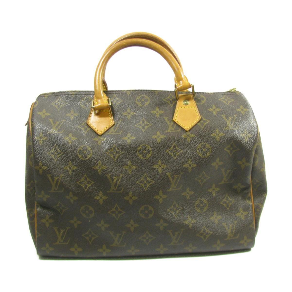 2f6efd08ca5 Lyst - Louis Vuitton Authentic Speedy 30 Handbag Boston Bag M41526 ...