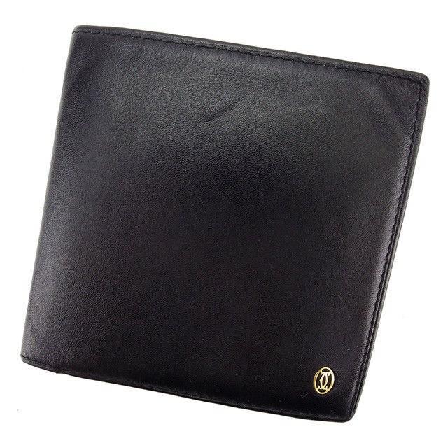 07fbc76882 Cartier Wallet Purse Wallet Pasha Women''s Men''s Used T2370 in ...