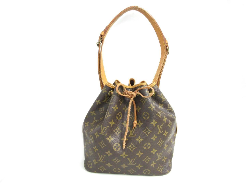 b5039d416f1be Lyst - Louis Vuitton Authentic Petite Noe Shoulder Bag M42226 ...