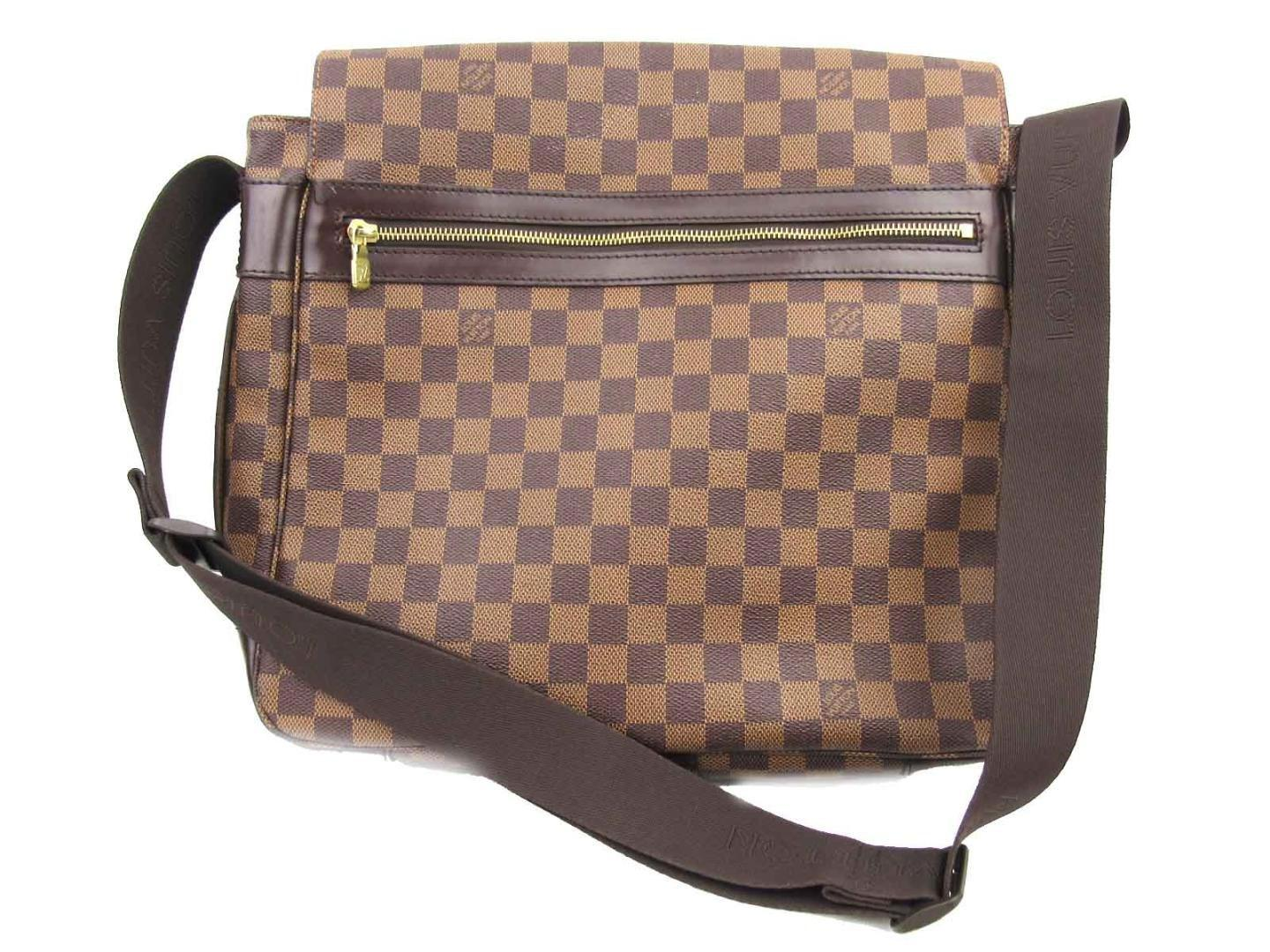 1a42a8777153 Lyst - Louis Vuitton Auth Bastille Shoulder Crossbody Bag N45258 ...