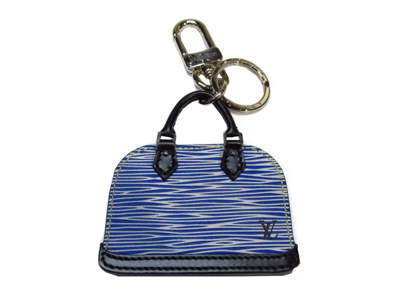 e3cb0ac2df7 Lyst - Louis Vuitton Innovative Lv Alma Handbag Key Holder Bag Charm ...