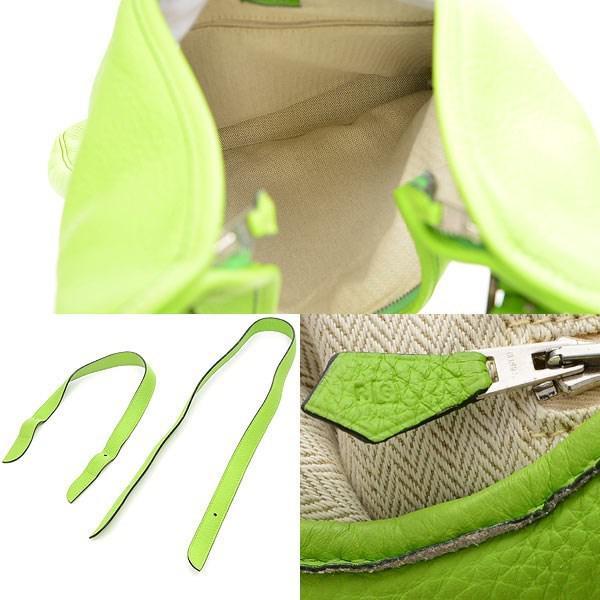 b552c430a891 Lyst - Hermès Masai Pm Shoulder Bag Taurillon Clemence Apple Green G ...
