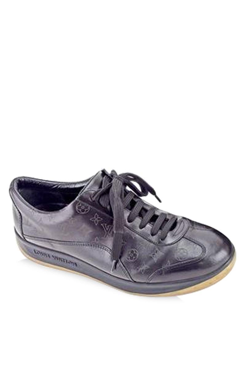 7ae95dca4c8d Lyst - Louis Vuitton Sneaker Monogram Mens Used T5553 in Brown for Men
