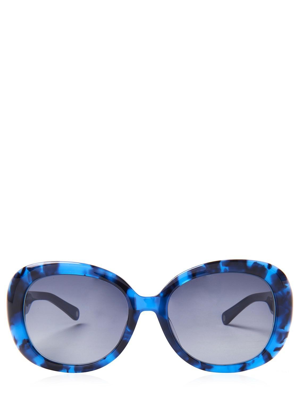 c3845d8321 Lyst - Marc Jacobs Sunglasses Blue Mj 97 f s in Blue