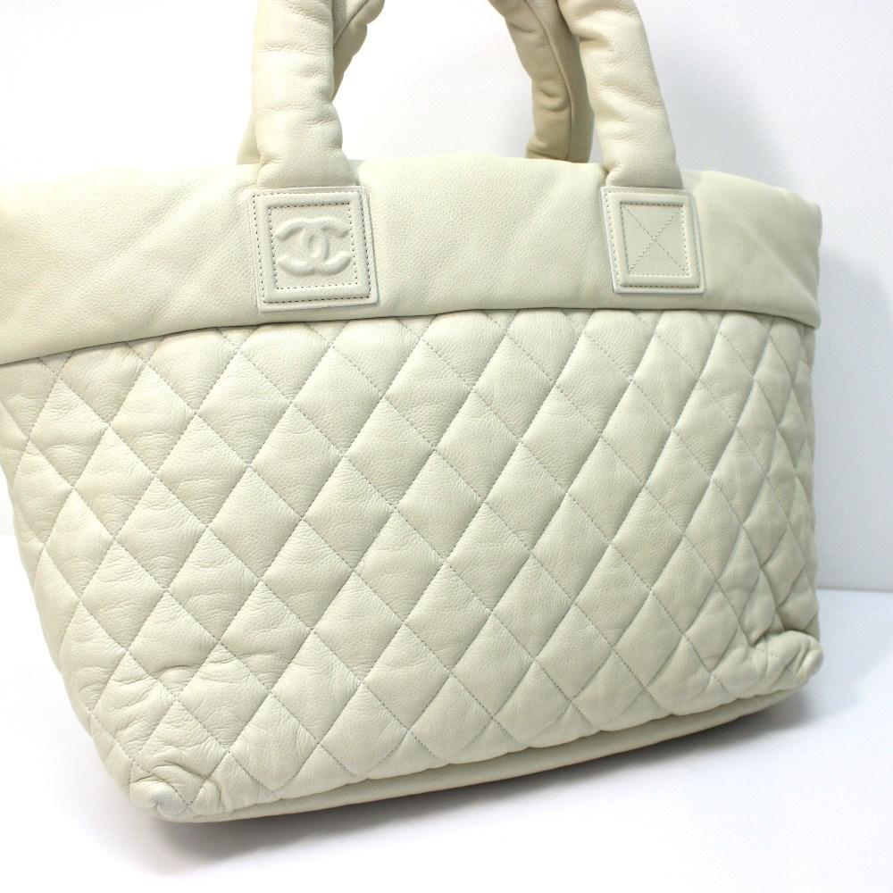 4107f280a517 Chanel Coco Cocoon Quilted Shoulder Bag Hand Bag Women's Tote Bag ...