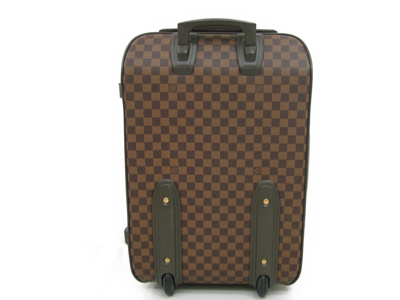 83131e987423 Lyst - Louis Vuitton Pegase 60 Damier Travel Suitcase Carry On ...