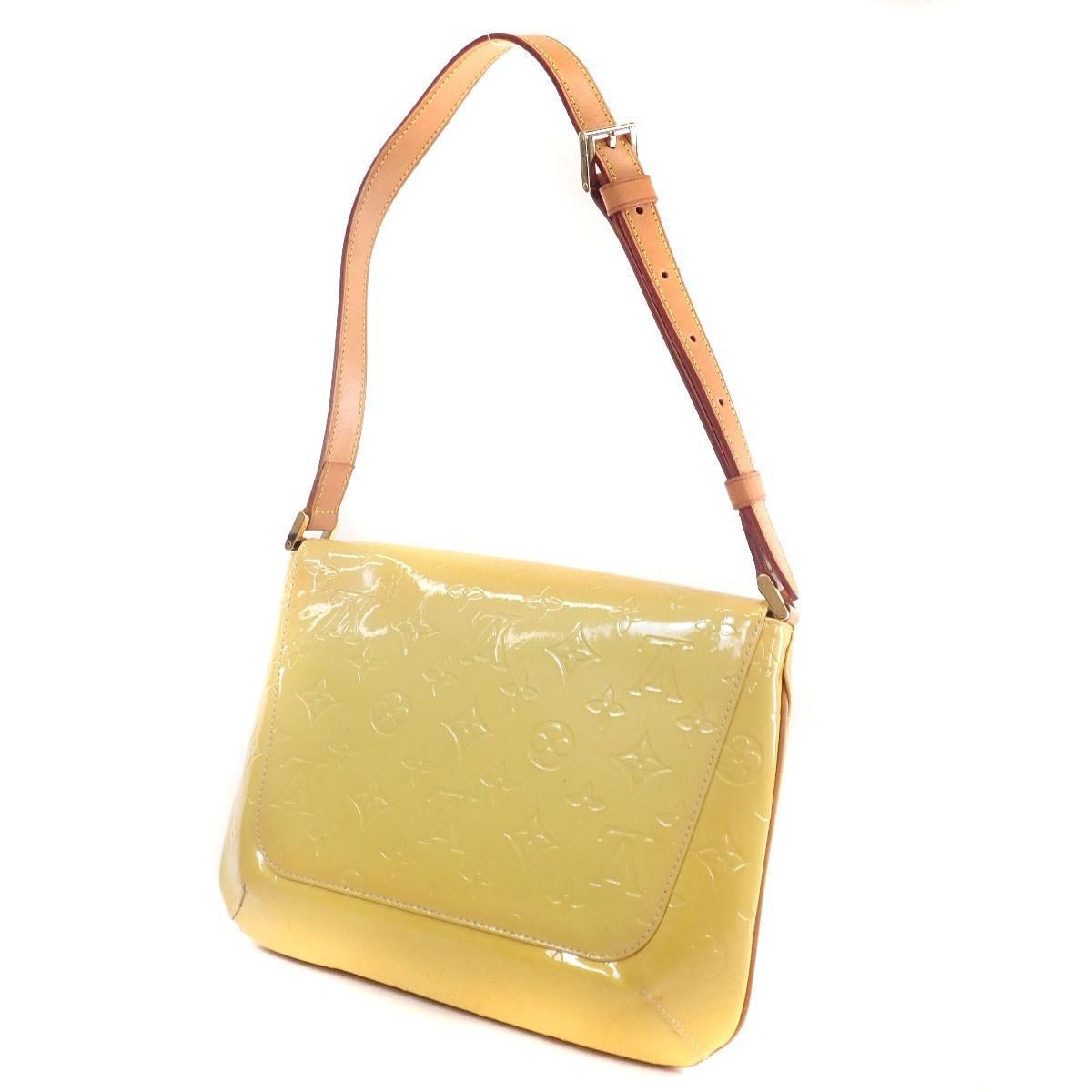 5acfeb22e771 Lyst - Louis Vuitton Vernis Shoulder Bag M91008 Thompson Street in ...