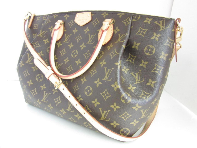de7d8bd03a117 Lyst - Louis Vuitton Turenne Mm Monogram Shoulder Bag M48814 in Brown