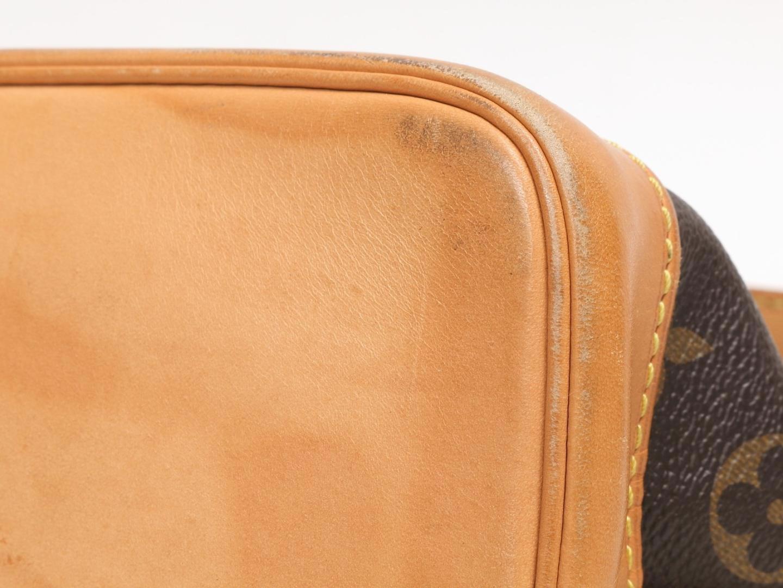 d8f8a13042fe Lyst - Louis Vuitton Noe Bb Shoulder Drawstring Bag M40817 Monogram ...