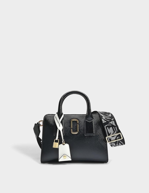 d49ddf67be1c Marc Jacobs. Women s Little Big Shot Bag In Black And Pale Pink ...