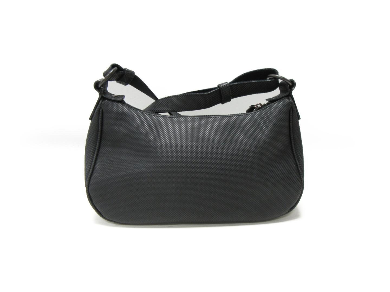 85c5fed961af Lyst - Bottega Veneta Authentic Crossbody Shoulder Bag Pvc Black ...