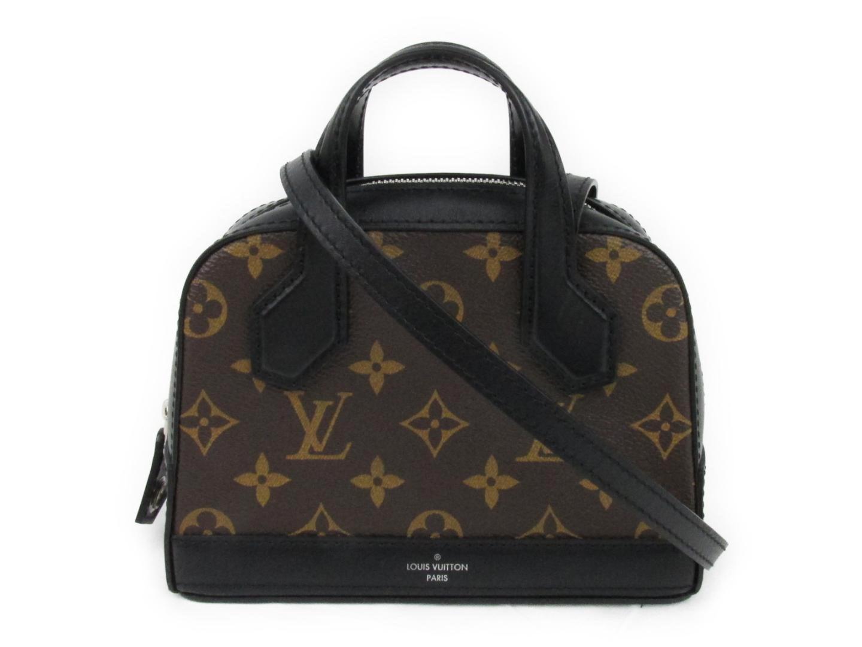 ab6e3810c3 Lyst - Louis Vuitton Nanodora Shoulder Crossbody Bag M41697 Monogram ...