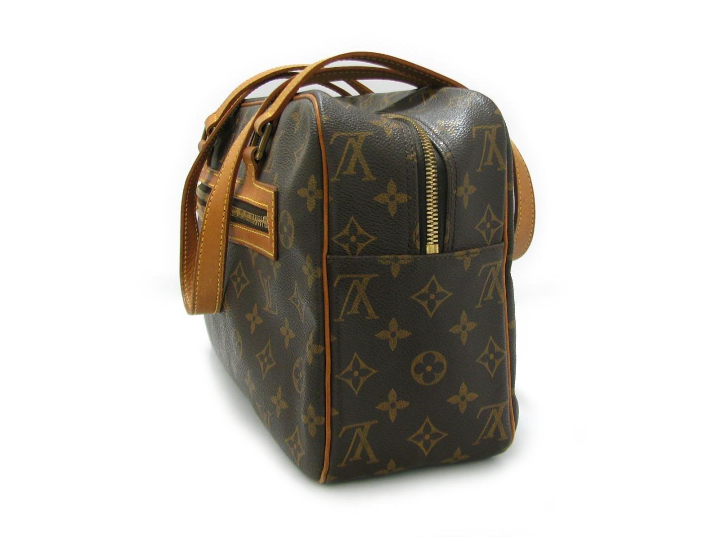 a7e8d6022a94 Louis Vuitton - Brown Cite Gm Shoulder Bag Monogram Canvas M51181 for Men -  Lyst. View fullscreen