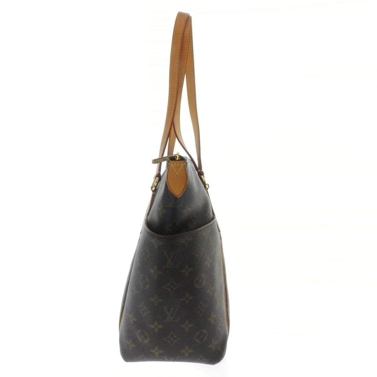 cfb2a9c76e8b Lyst - Louis Vuitton Monogram Canvas Shoulder Bag Totally Mm M41015 ...