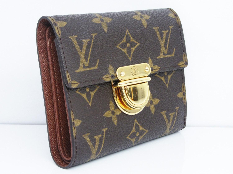 eae656c3c99 Lyst - Louis Vuitton Monogram Portefeuille Koala M58013 Trifold ...