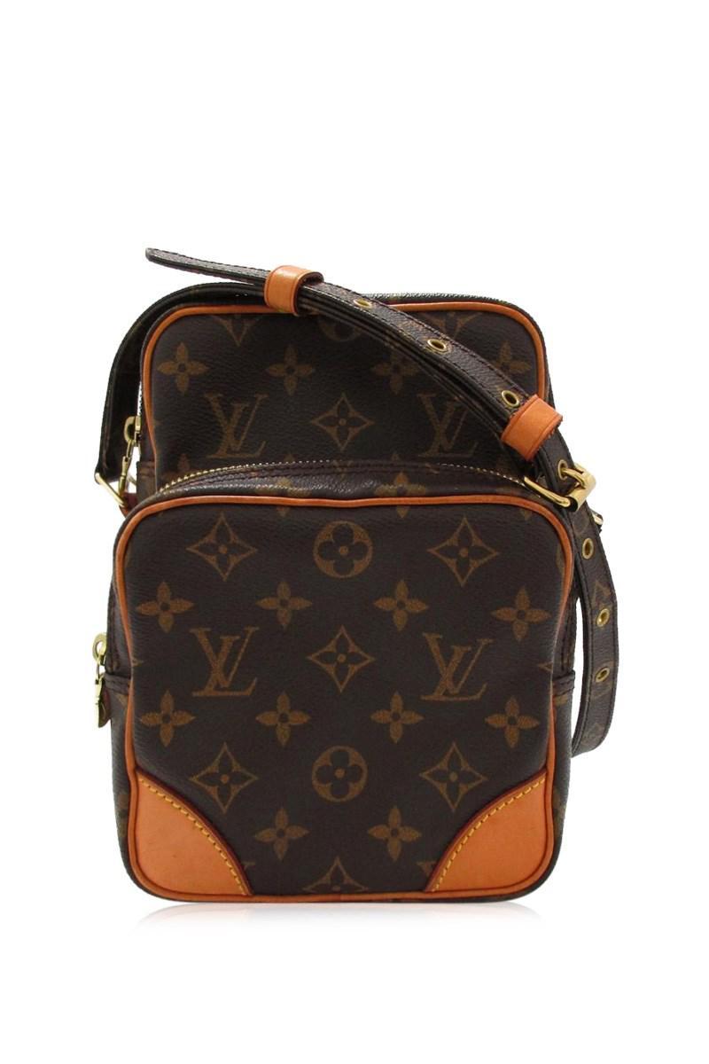 0e7dfa8c7e62 Lyst - Louis Vuitton Authentic Amazon Shoulder Bag M45236 Monogram ...