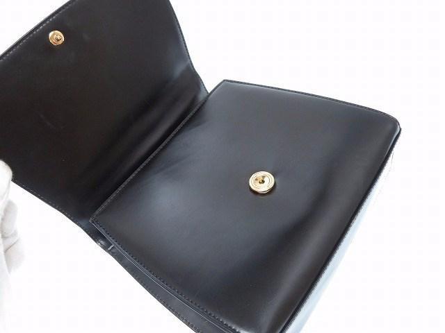 Lyst - Louis Vuitton M63902 Epi Opera Athenshand Bag Noir Leather Lv ... 74e2a7a97f3ba