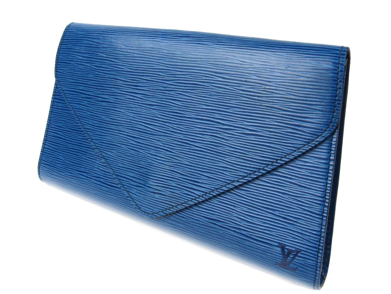 a1cd9d1d3c27f Louis Vuitton Art Deco Clutch Bag Second Bag M52635 Epi Leather ...