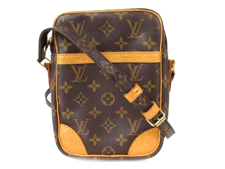 dc366ec319e7 Lyst - Louis Vuitton Danube Crossbady Shoulder Bag Monogram Canvas ...