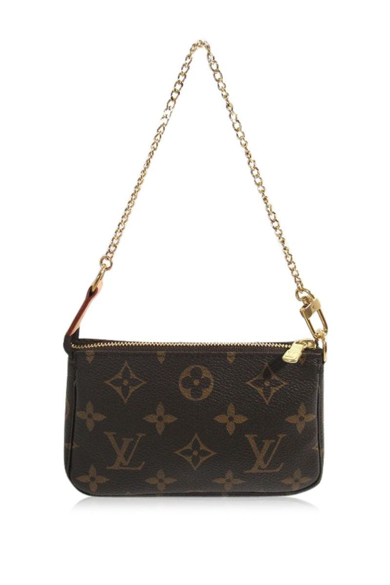 ac7aec92125d Lyst - Louis Vuitton M58009 Mini Pochette Accessoires Accessory ...