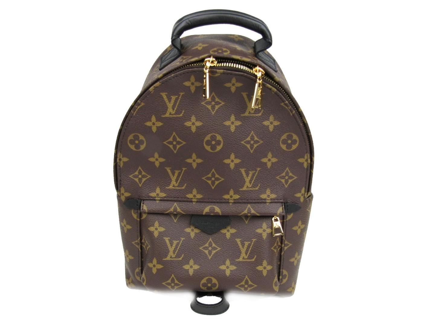 33446f28dbf5 Lyst - Louis Vuitton Palm Springs Backpack Pm Rucksack Backpack ...