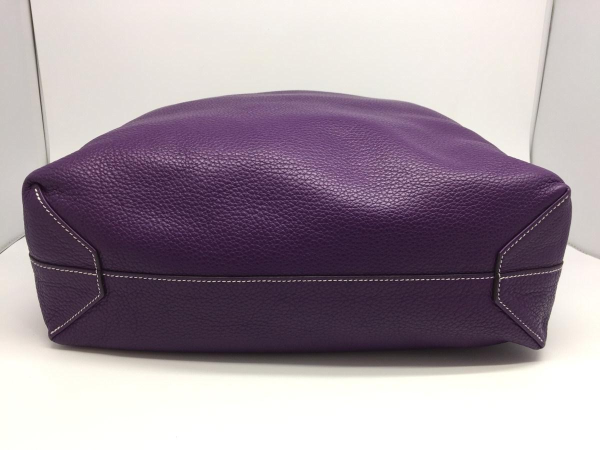 57484c019624 wholesale lyst hermès clemence double sens reversible tote bag anemone  ee9d0 99404