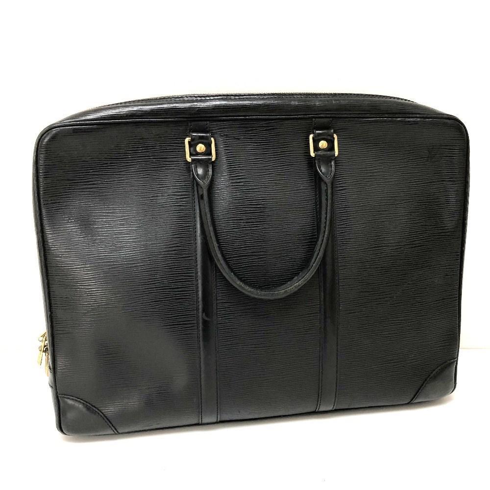 4d91a786e Louis Vuitton Epi Portedocument - Voiruge Hand Bag Men's Women's ...