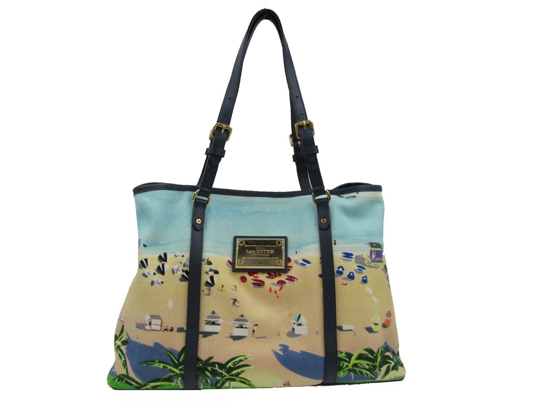 17919c00 Lyst - Louis Vuitton Ailleurs Summer 2011 Escale Tote Bag
