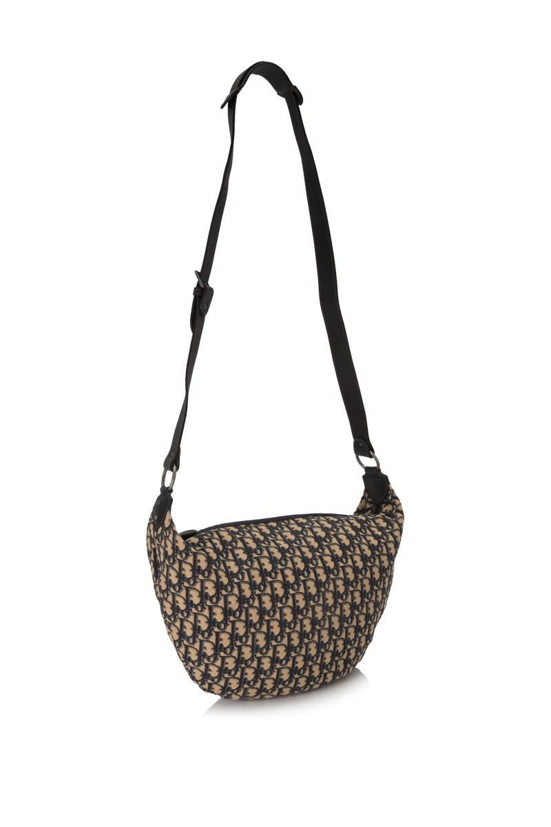 9ff7bc344951 Lyst - Dior Pre-owned Christian Sling Bag in Natural