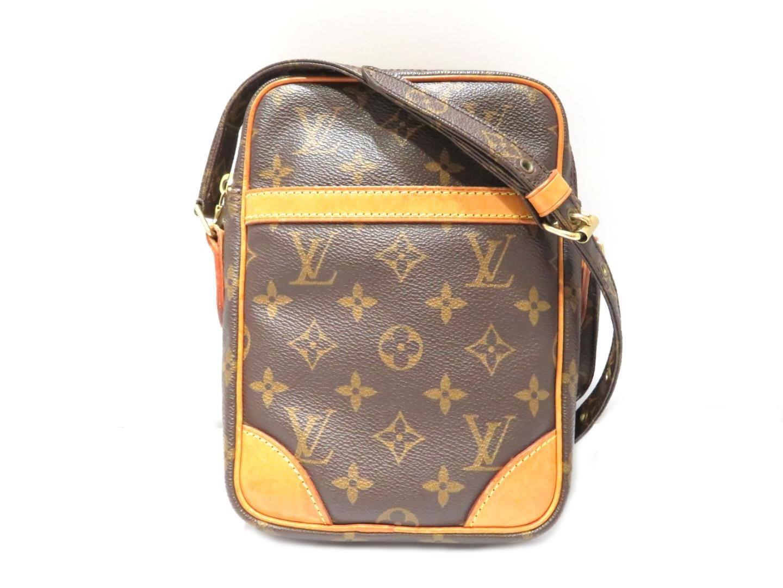 29c22620c4e2 Lyst - Louis Vuitton Authentic Danube Shoulder Bag M45266 Monogram ...