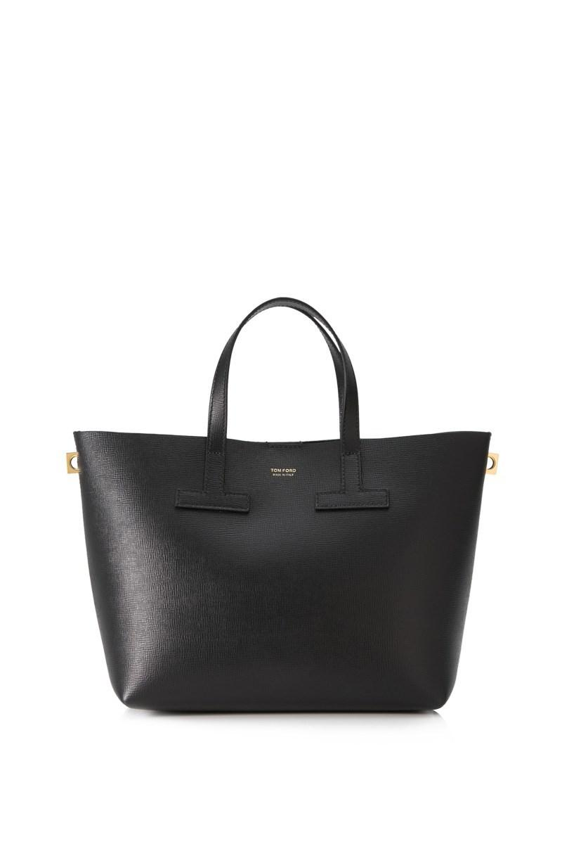 zip front large tote bag - Black Tom Ford 9Hh0U