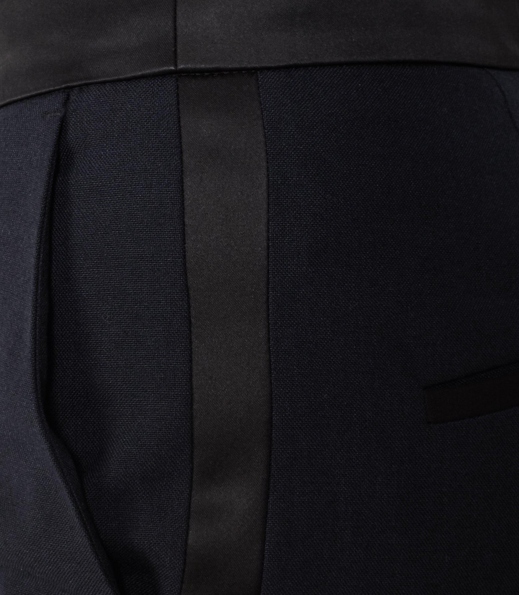 9e554699d Reiss Rocco Trouser in Blue - Lyst