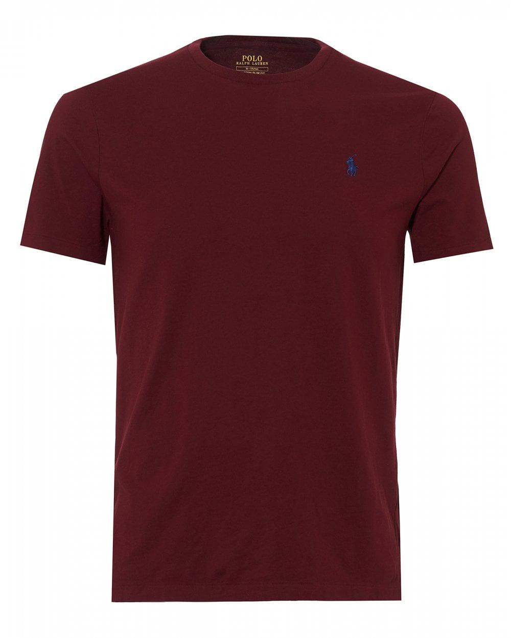 349dfb9d56827 Ralph Lauren Plain Jersey T-shirt