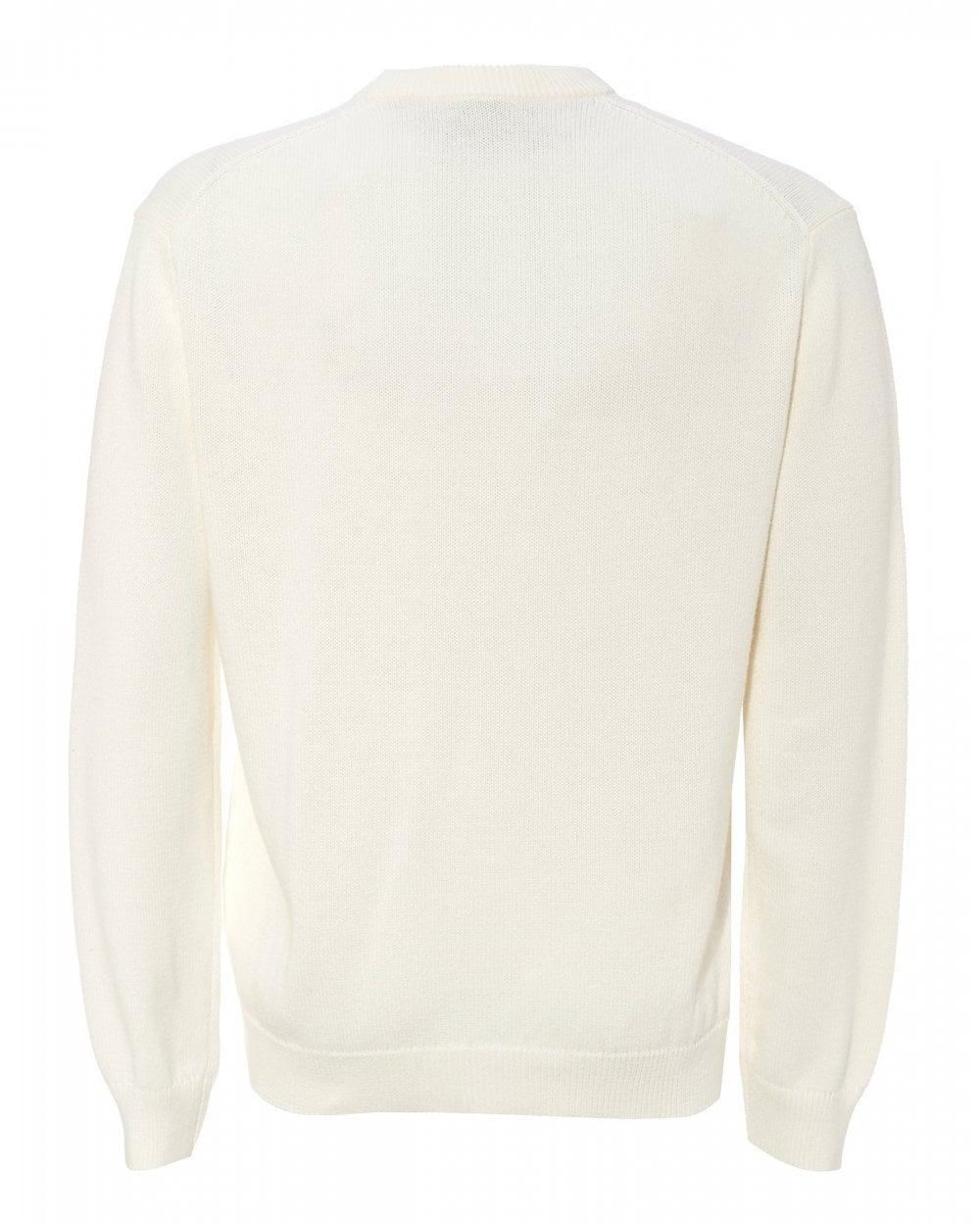 e56170b03 Lyst - KENZO Jumping Bamboo Tiger Sweatshirt, Round Neck Sweat in White for  Men