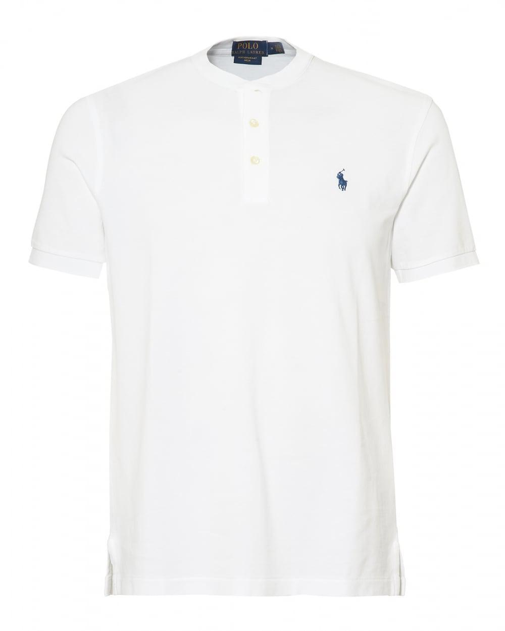 26b6fbae2ff4 Ralph Lauren Henley Collar T-shirt