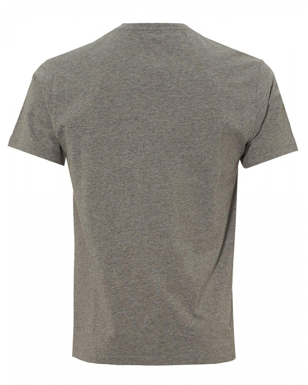 e7105b04 Lyst - KENZO Tiger T-shirt, Crew Neck Dove Grey Tee in Gray for Men
